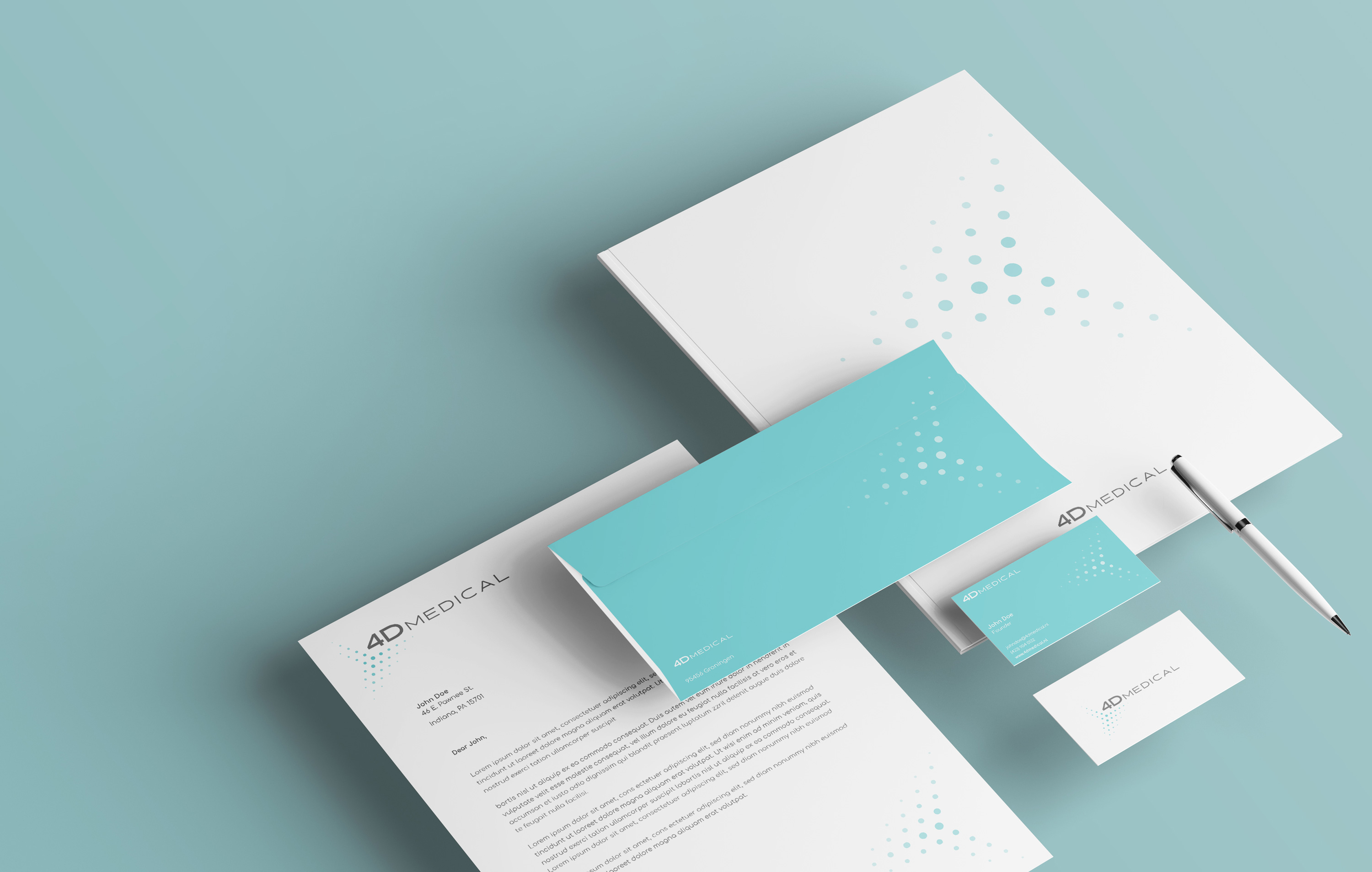 Brand product design medical
